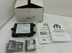 Nouveau Système De Sécurité Du Module De Contrôle D'alarme Mopar 1-82209717 Avec Télécommandes