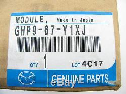 Nouveau Véritable Oem De Module D'unité De Système De Régulateur De Vitesse Pour 2014 Mazda 6 Ghp967y1xj