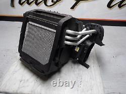 Oem 2000 Lincoln Ls Heater Core Avec Module De Résistance D'élément Et Actionneur De Mélange