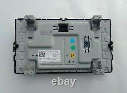 Oem Volkswagen Arteon Golf 7 Passat 5g Découvrez Mib2 Écran Tactile LCD 8