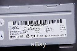 Orig Audi A6 4f K-box Steuergerät Radio 4f0035541b 4e0910541f Empfangsgerät / Ga