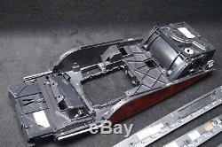 Original Audi A6 4f C6 Wurzelholz Dekorleisten Zierleisten 4f1864261c Set / Fd