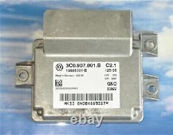 Original Parkbremse Module De Contrôle Ecu 3c0907801b = 3c0907801g Für Vw Passat 3c