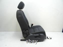Original Vw Touran 1t Sitz Vorne Rechts Beifahrersitz Stoff 7l0959772