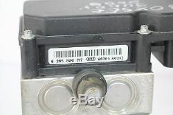 Peugeot Boxer / Citroen Jumper Abs Hydraulikblock 0265232112 Steuergerät
