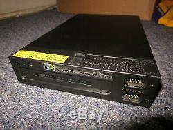 Pioneer Laseractive Pac-s10 Control Pack Module Sega Genesis Teste CD Cld-a100