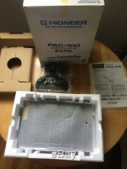 Pioneer Laseractive Sega Genesis CD Control Pack Pac-s10 Module Untested De Nice