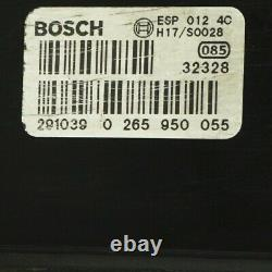 Pompe Abs 0265225124 4b0614517g 0265950055 Audi Vw 24 Monate Garantie