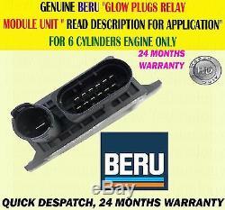 Pour Série 3 3.0 E90 / 91/92 E93 325 330 2009 Module De Contrôle De Relais De Bougie De Préchauffage