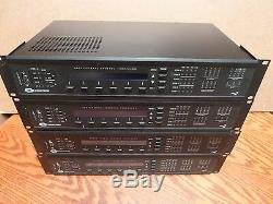 Processeur De Système De Contrôle Crestron Pro2 Avec Cartes C2enet-2 Et C2com-3