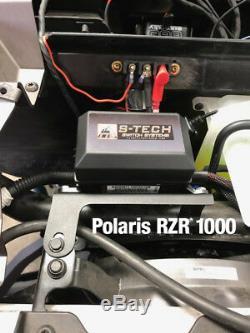 S-tech 6 Commutateur Système De Relais Universel Pour 14-18 Polaris Rzr 1000