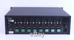 Savant Amp-2000 8 Amplificateur À La Maison / 16 Canaux Pour Le Système D'automatisation