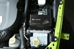 Spod 6 Switch Rouge Double Module Led Et Système Source Pour 09-17 Jeep Wrangler Jk