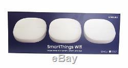 Système Complet Wi-fi Wifi Intelligent Pour Toute La Maison Avec Samsung Smartthings + 3 Concentrateurs