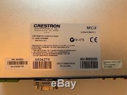 Système De Contrôle Crestron Mc3 Série 3