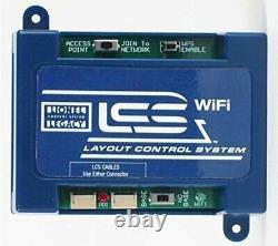 Système De Contrôle Des Modules Wi-fi Lionel Lcs