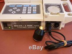 Système De Module De Commande Ems Medi-link Modèle 70 Traitement Par Ultrasons + Module