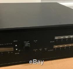 Système De Présentation De Conférence Hdmi Digital Media 300 Crestron Dmps-300-c