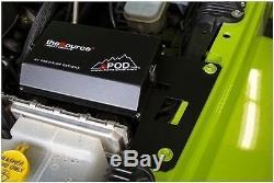 Système Spod 8 Circuits Se Avec Module À Écran Tactile Pour Jeep Wrangler Jk 2007-2018
