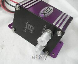 Système Zex Plate Périmètre Nitrous Kit Module De Commande Électromagnétique, 35-125hp 82048