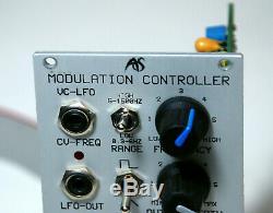 Systèmes Analogiques Contrôleur De Modulation Rs-380 Eurorack Modulaire Synth Lfo Evc
