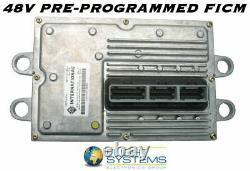 Systèmes De Vol 48 Volts Remplacement Ficm Pour 03-07 Ford 6.0l Powerstroke Diesel