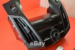 T4 2014-2018 Ford Focus Sony Panneau De Configuration Radio Bezel Navigation Dm51-18835-aaw