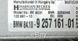 Télématique Combox Bluetooth Module 9257161 Bmw E90 E91 E92 3 Séries 09-2012 ICV