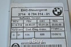 Unité Bmw Série 5 E61 Suspension Pneumatique Module De Contrôle Ehc 6784314