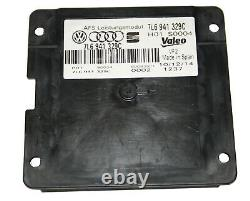 Valeo Xenon Scheinwerfer Steuergerät Afs Leistungsmodul Kurvenlicht 7l6 941 329c