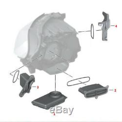 Voll Led Scheinwerfer Modul Steuergerät Set Satz Liens Bmw Série 5 F10 F11 Neu ICV