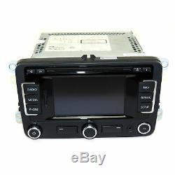 Vw Navigationssystem Rns 315 Radio 3c8035279 Vw Passat B7 Polo 6r Touran 1t3