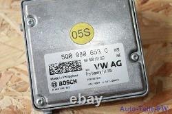 Vw Passat B8 3g Golf 7 VII 5g Avant Kamera 5q0980653 C