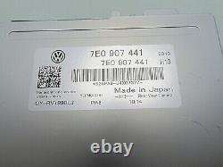 Vw T5 Lifting Du Visage Steuergerät Rückfahrkamera Kamera 7e0907441 (sm9)