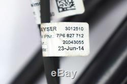 Vw Touareg 7p Set Elektrische Heckklappe Antriebseinheit Steuergerät 7p6959107c