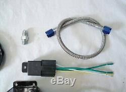 Zex Système Mouillé Kit Nitrous Module De Commande Électromagnétique, Buse, 35-175hp